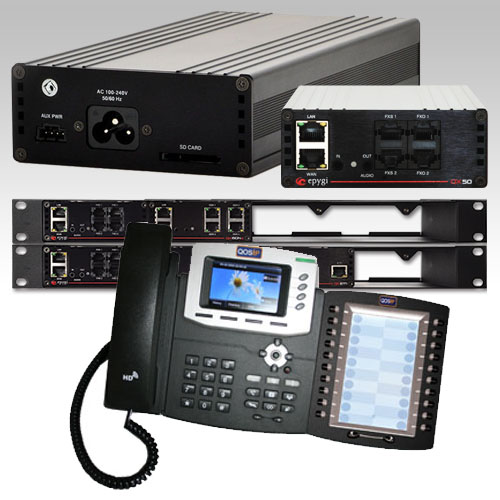 On Premise Telephone Systems