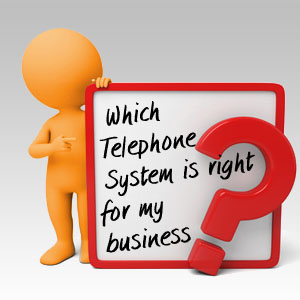 Which Business Telephone System?